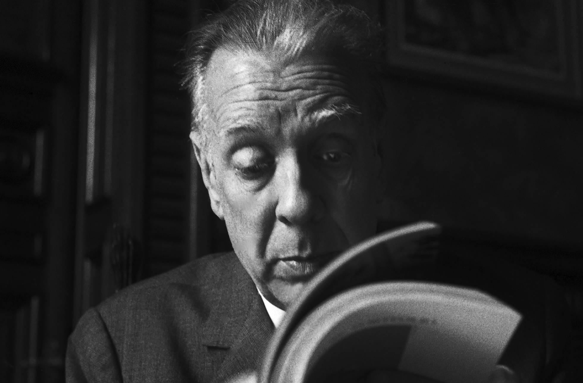 Jorge Luis Borges Les Vrais Voyageurs